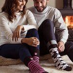 chausson chaussette homme TOP 9 image 4 produit