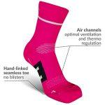 COMPRESSION FOR ATHLETES, Chaussettes Performance de Haute Qualité, Ajustement Parfait et Confort Supérieur, Fabriqué dans l'UE de la marque COMPRESSION-FOR-ATHLETES image 3 produit