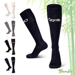 COMPRESSION FOR ATHLETES, des Chaussettes de Compression en Bambou de Haute Qualité, Fabriqué dans l'UE de la marque COMPRESSION-FOR-ATHLETES image 0 produit