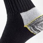 Cotton Prime Lot de 6 paires de chaussettes homme pour le travail et les loisirs - chaussettes de travail robustes de la marque Cotton+Prime image 2 produit