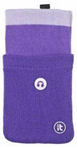 Cover It 730744 Chaussette Cover It Housse pour téléphone Smartphone Violet de la marque Cover-it image 0 produit