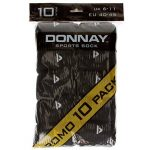 Donnay 10 Paires Chaussettes pour hommes en éponge de sport excellente qualité de coton Taille unique (40/45) de la marque Donnay image 1 produit