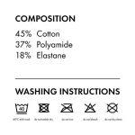 FALKE - Homme - Mi-bas Tiago , 1P du 39 au 50 - 95% Coton mercerisé, 3% Polyamide, 2% Elasthane. Elégant et intemporel de la marque Falke image 2 produit