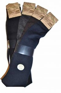 G.T.I. Lot 3 paires de chaussettes hautes Mi-bas homme Laine chaudes sans couture mélange de couleur. de la marque G.T.I. image 0 produit