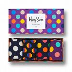 Happy Socks Dot Coffret Cadeau Lot de 4 de la marque Happy-Socks image 4 produit