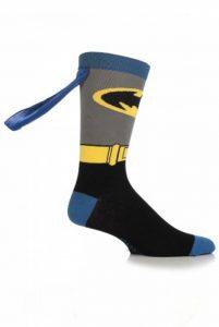 Héros de bande dessinée Hommes 1 paire SockShop Batman Cap Chaussettes de la marque Cartoon+Heroes image 0 produit