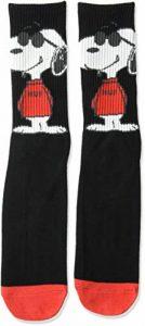 HUF - Chaussettes basses - Homme Noir Noir de la marque HUF image 0 produit