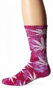 HUF Tie Dye Plantlife chausettes de la marque HUF image 0 produit