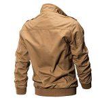 iHENGH Manteau Veste Homme Vêtements Manteau Militaire Tactical Outwear Manteau Respirant de la marque iHENGH image 1 produit