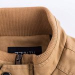 iHENGH Manteau Veste Homme Vêtements Manteau Militaire Tactical Outwear Manteau Respirant de la marque iHENGH image 3 produit