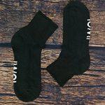 IOMI 3 paires hommes et femmes courtes basses chaussettes coton diabetiques pour été de la marque IOMI image 3 produit