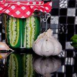 JAR SOCKS - 2 paires de Chaussettes de Pot en forme de Concombres, Originales Colorées, pour Hommes et Femmes, Fabriquées en UE, Haute Qualité de Coton d'OEKO-TEX. Cool Cadeau et Surprise! de la marque Rainbow-Socks image 3 produit