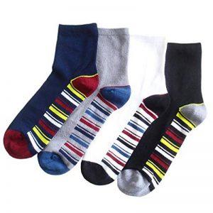 JHosiery chaussettes en bambou pour garçons avec couture à bout plat pour plus de confort de la marque JHosiery image 0 produit