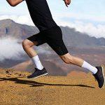 JINROZ 3 Paires Chaussettes de Sport en Plein air pour Hommes et Femmes,Chaussettes de randonnée et Trekking, Respirantes, Anti-Ampoules - pour Les Baskets, Running, Marche, Gymnase, Le Quotidien de la marque JINROZ image 4 produit