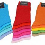 KARL LOVEN Lot DE 12 Paires de Chaussettes remaillé en Fil d'Ecosse 100% Coton - Taille - 39-42/43-46/47-49 de la marque KARL LOVEN image 2 produit
