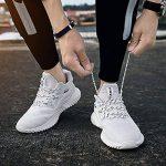 Kinlene Homme Femme Chaussure De SéCurité Chantiers Basket Chaussures De Travail Unisexes Semelle De Protection Ensemble De Chaussures De Sport pour Hommes, Respirant Et DéContracté, pour Hommes de la marque Kinlene+Chaussures+Hommes image 1 produit