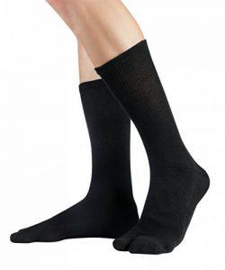 KNITIDO Traditionals Tabi | Chaussettes mi-mollet avec gros orteil séparé de la marque KNITIDO image 0 produit