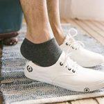 Likarulla Lot de 6 ou 10 paires Chaussette Hommes et Femmes chaussettes sport courtes Coton socquettes de la marque Likarulla image 2 produit