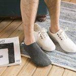 Likarulla Lot de 6 ou 10 paires Chaussette Hommes et Femmes chaussettes sport courtes Coton socquettes de la marque Likarulla image 3 produit