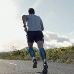 LJ Sport Chaussettes de Compression Unisexe Compression 20–30mmHg Fit pour Les Coureurs infirmières Voyageurs Enseignants Maternité Fitness Medical Utilisation Tibial Vol Voyage de la marque LJ-Sport image 1 produit