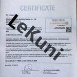 LK LEKUNI Chaussettes Homme Femme - Pack de 10 - Noir Coton Confortable Respirantes OEKO-TEX 100 de la marque LK+LEKUNI image 2 produit