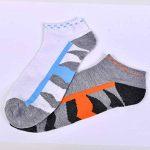 LK Lot de 6/12 chaussettes basses Socquettes homme multicolore coton 92231 de la marque LK image 1 produit