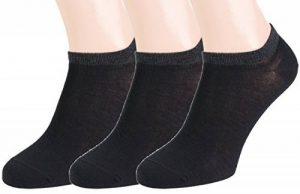 Loonysocks, 3 paires de nos meilleures chaussettes courtes en laine douce Ascona Merino pour l'homme de la marque Loonysocks image 0 produit