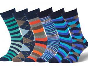lot chaussettes homme coton TOP 5 image 0 produit