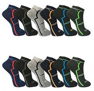 Lot de 12 paires de chaussettes Sport de BestSale247 - En coton de la marque BestSale247 image 0 produit