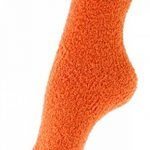 Lot de 4 paires de chaussettes ultra-douces - femme - couleurs unies ou rayures de la marque Vincent-Creation image 2 produit