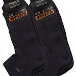 """Lot de 6 paires de Chaussettes de sport """"Quarters"""" - chaussettes fonctionnelles avec terry semelle, unisexe de la marque CottonPrime image 1 produit"""