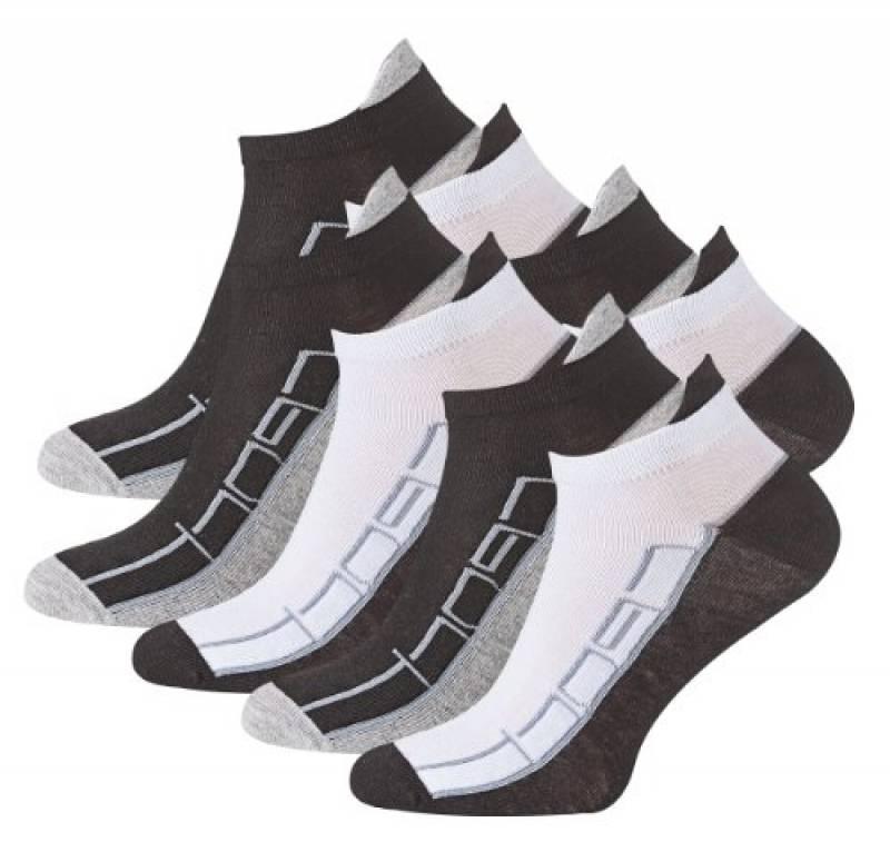 Cotton Prime Lot de 6 paires de chaussettes homme pour le travail et les loisirs