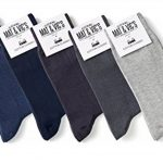 Mat And Vic's Chausettes, Confortables, Respirantes, OEKO-TEX 100-35 36 37 38 39 40 41 42 43 44 45 46 (Lot de 10 paires) de la marque Mat-and-Vics image 1 produit