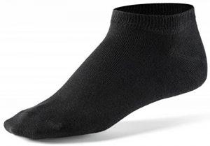 Mat And Vic's Socquettes, Confortables, Respirantes, OEKO-TEX 100-35 36 37 38 39 40 41 42 43 44 45 46 unisexe (Lot de 10 paires) de la marque Mat-and-Vics image 0 produit