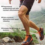 +MD Paquet antibactérien de qualité supérieure ultra doux pour absorber l'humidité et les chaussettes unisexes, 6 paires de la marque MD image 4 produit