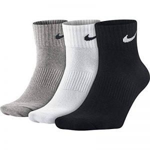 Nike - Lightweight Quarter Lot de 3 paires de Chaussettes de la marque Nike image 0 produit