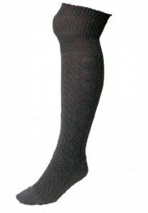 NORDPOL-Strümpfe Pôle Nord Genoux Taille Chaussette avec torsade pour homme et femme, fabriqué en Allemagne de la marque NORDPOL-Strümpfe image 0 produit