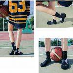 OK Sakady(3 paires)Unisexe Coton Humidité Mèche Mid Tube Basketball sport Chaussettes Pour Hommes et femmes Adapté Pour toutes les saisons de la marque OKSakady image 1 produit