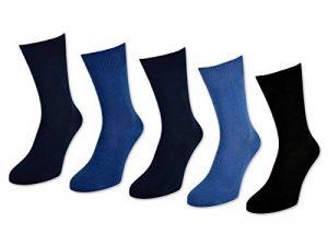 Paires de chaussettes sockenkauf24 100 % coton sans coutures pour homme de la marque sockenkauf24 image 0 produit
