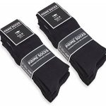 Prime Socks Chaussettes Homme Coton Noir – 10 paires – de de la marque Prime-Socks image 2 produit