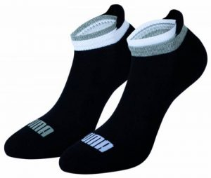 Puma - 2 paires de Chaussettes de sport - Uni - Femme de la marque Puma image 0 produit