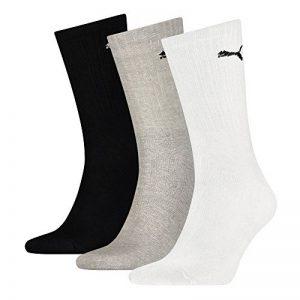 Puma 9 pair Sport Socks Tennis Socks Gr. 35-49 Unisex de la marque Puma image 0 produit
