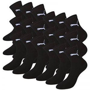 Puma Basic Shorts Ras Du Cou Unisexe Chaussettes de Sport dans le Farbmix. 9 Paar de la marque Puma image 0 produit