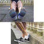 PUTUO Chaussette Basse pour Homme Socquettes de Sport, Protège-pieds Homme Chaussettes Invisibles Coton, 5/6 paires de la marque PUTUO image 3 produit