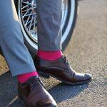 Rainbow Socks 6, 9 ou 12 paires de Chaussettes de Coton de 12 couleurs faites dans l'UE, le coton de haute qualité certifié Oeko-Tex, plusieurs tailles: 36, 37, 38, 39, 40, 41, 42, 43, 44, 45, 46 by de la marque Rainbow-Socks image 4 produit