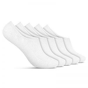 ROYALZ Chaussettes courtes 5 paires pour hommes et femmes confortables et modernes - socquettes invisibles de la marque ROYALZ image 0 produit
