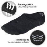 ROYALZ Chaussettes courtes 5 paires pour hommes et femmes confortables et modernes - socquettes invisibles de la marque ROYALZ image 3 produit