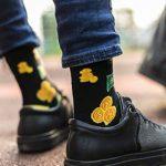 socks n socks Homme de 5 paire luxe coton coloré cool chaussettes robe boîtecadeau de la marque socks+n+socks image 1 produit