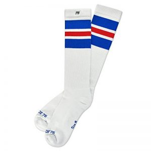Spirit Oldschoolsocks by of 76 | blanc chaussettes hautes| skater socks de la marque Spirit image 0 produit