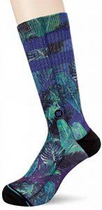 Stance Pop Palms Socks - Blue de la marque Stance-Socks image 0 produit